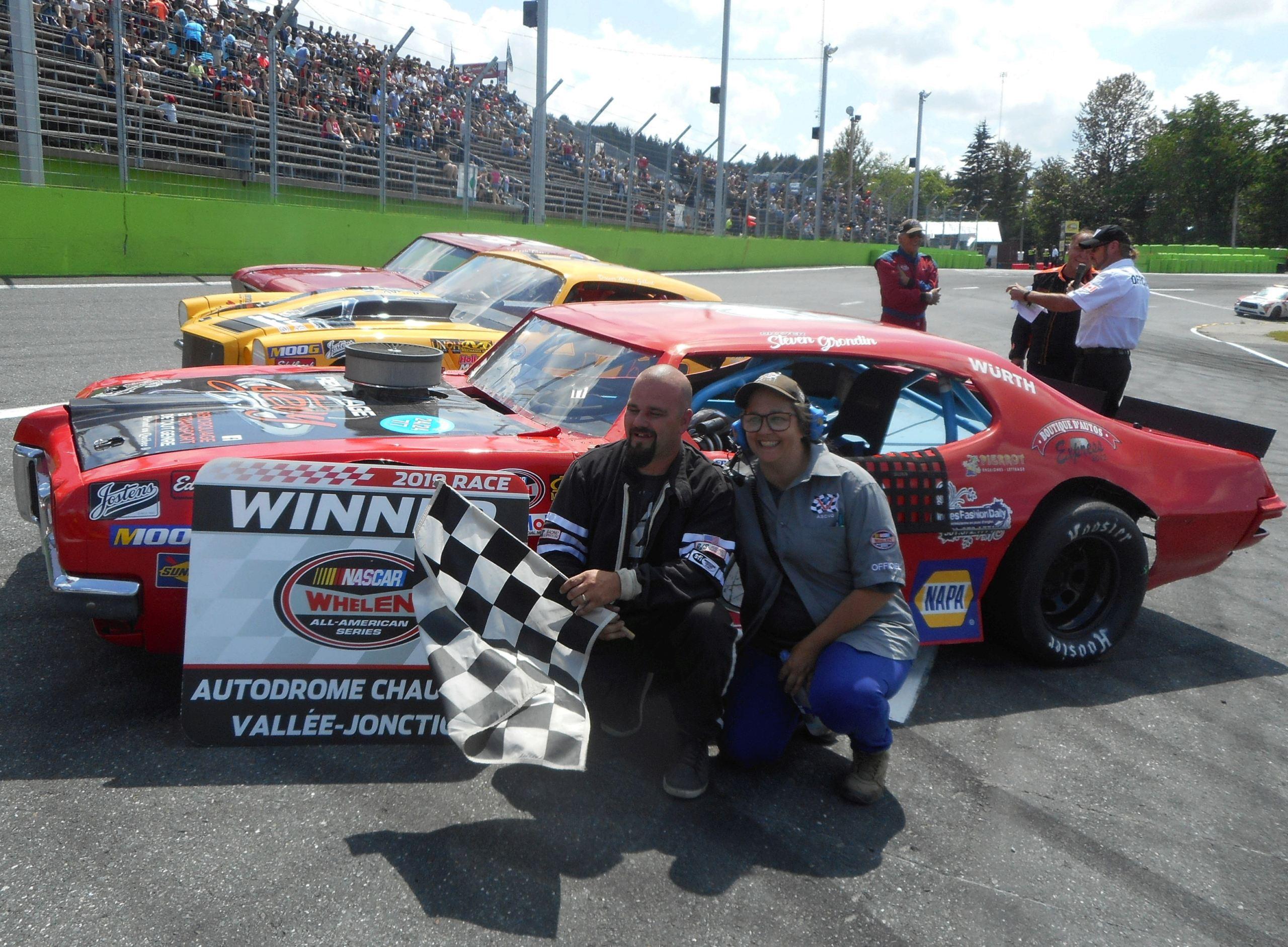 NASCAR Vintage (29 juin)  : 2 en 2 ....  Steven10