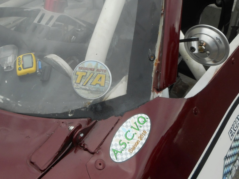 Stickers électrostatiques Tribune Auto Ta411