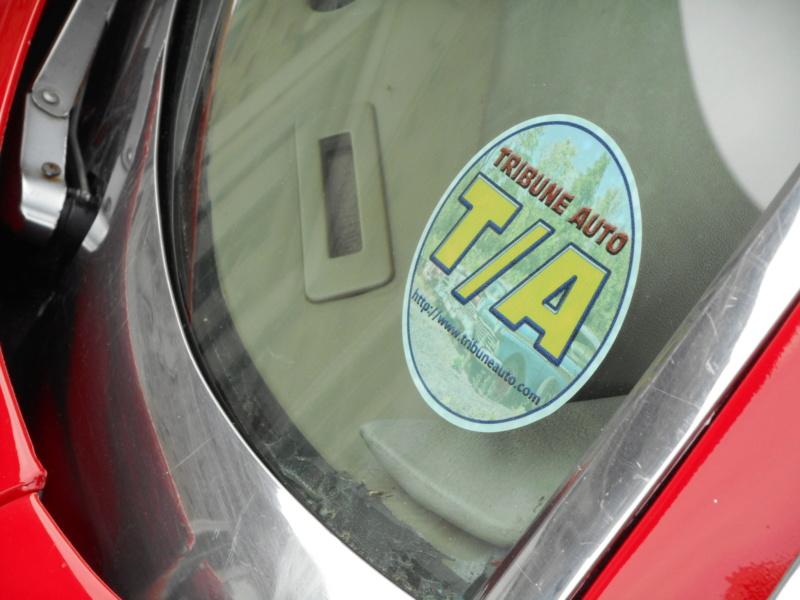 Stickers électrostatiques Tribune Auto Ta6810