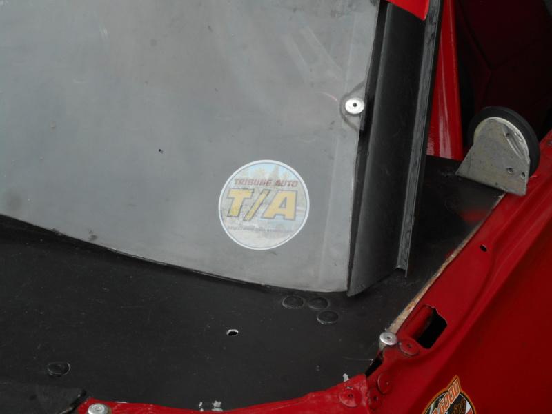 Stickers électrostatiques Tribune Auto Ta9111