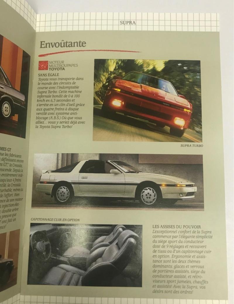 Brochures vintage Totoya Toyota14