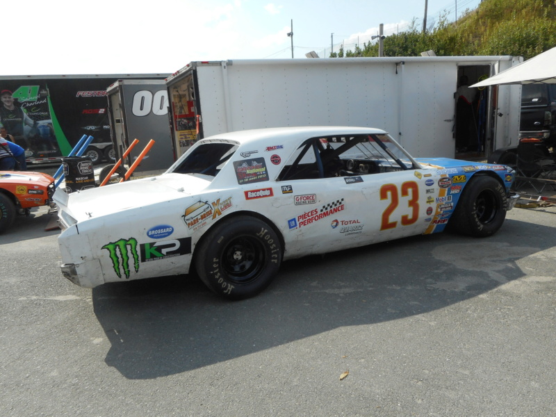 La série NASCAR Vintage de retour en piste ce samedi 3 août !!  Vintag50