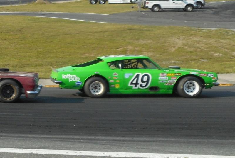 La série NASCAR Vintage de retour en piste ce samedi 3 août !!  Vintag51