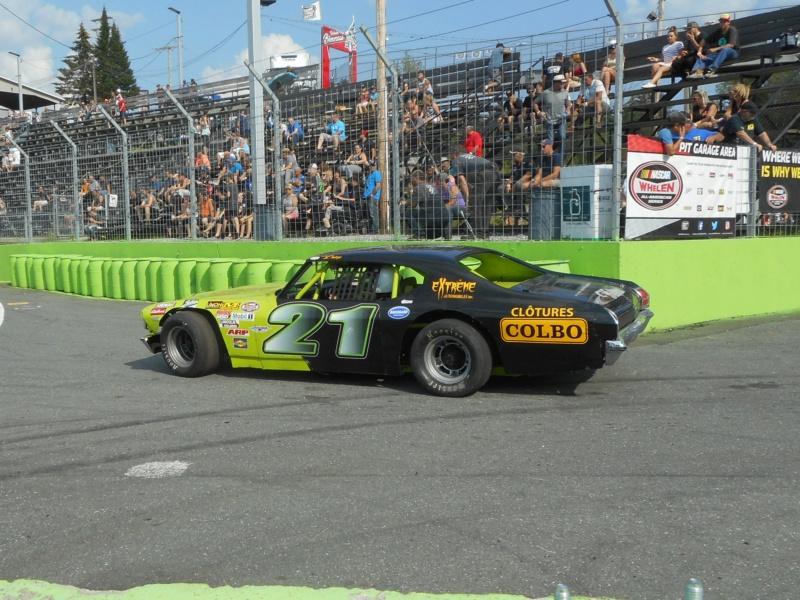 La série NASCAR Vintage de retour en piste ce samedi 3 août !!  Vintag53