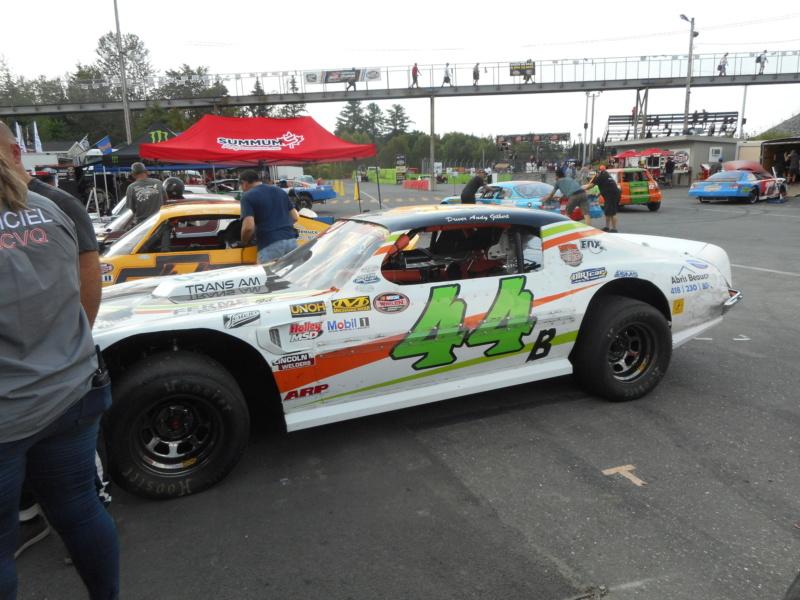 La série NASCAR Vintage de retour en piste ce samedi 3 août !!  Vintag55
