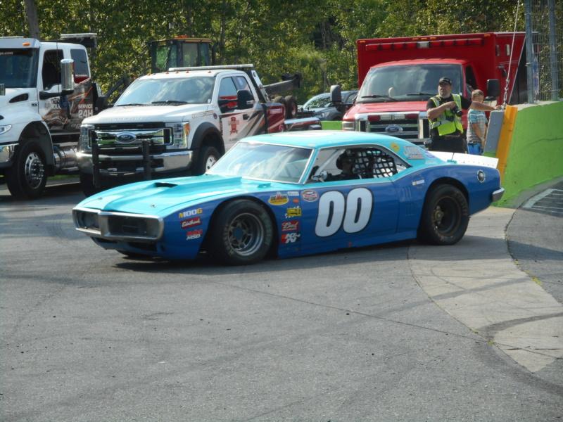 La série NASCAR Vintage de retour en piste ce samedi 3 août !!  Vintag56