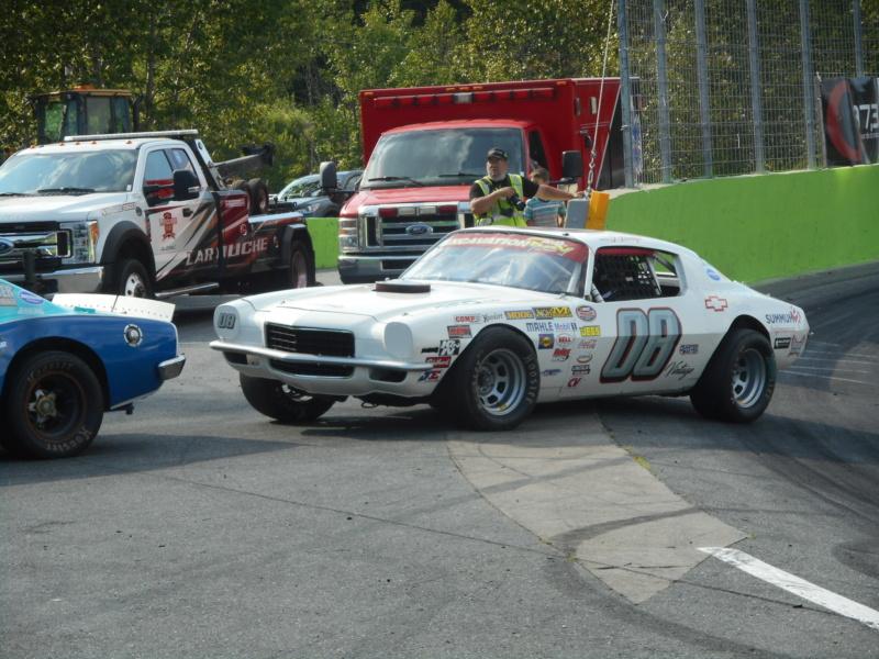 La série NASCAR Vintage de retour en piste ce samedi 3 août !!  Vintag58