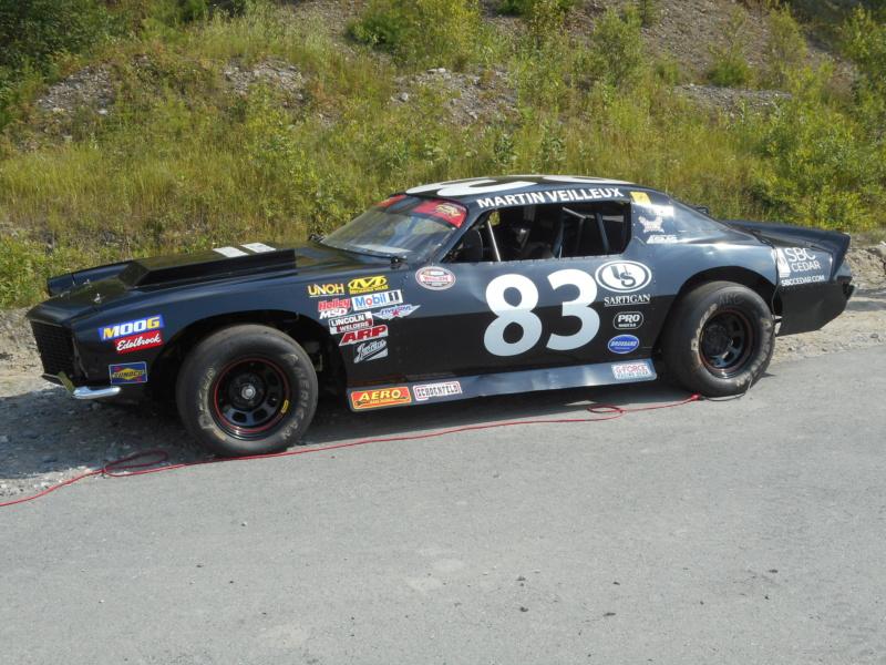 La série NASCAR Vintage de retour en piste ce samedi 3 août !!  Vintag59