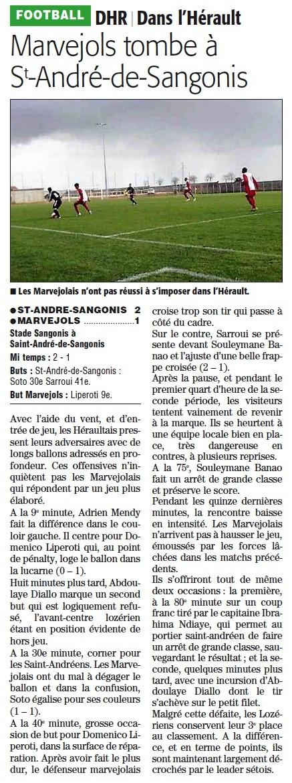 St André de Sangonis / MARVEJOLS Asango10
