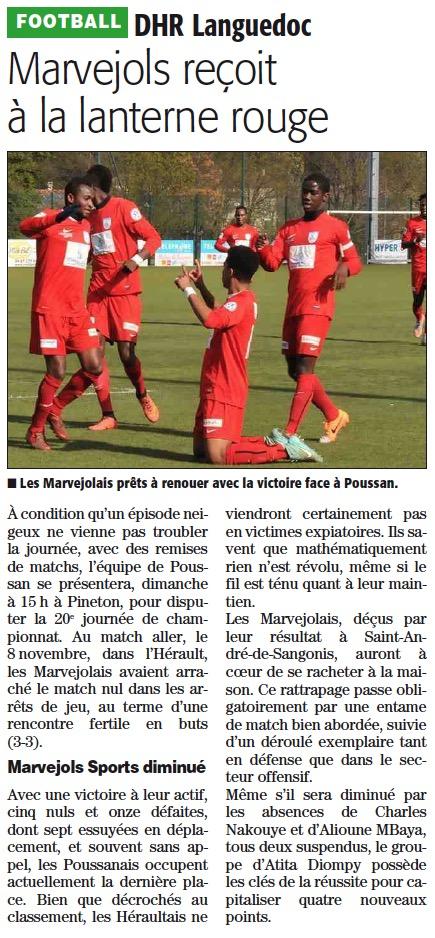 MARVEJOLS / Poussan Poussa10