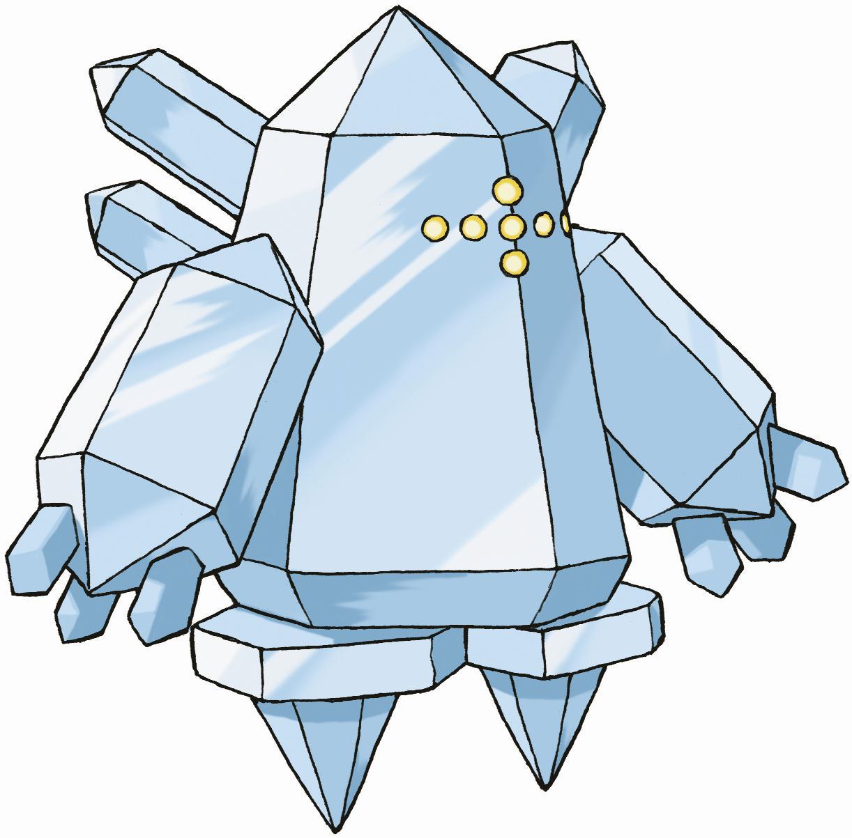 Banque Pokémon - Le trio légendaire Regirock, Regice et Registeel offert ! 378_re11