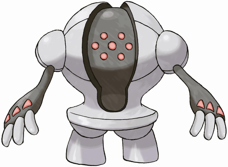 Banque Pokémon - Le trio légendaire Regirock, Regice et Registeel offert ! 379_re10