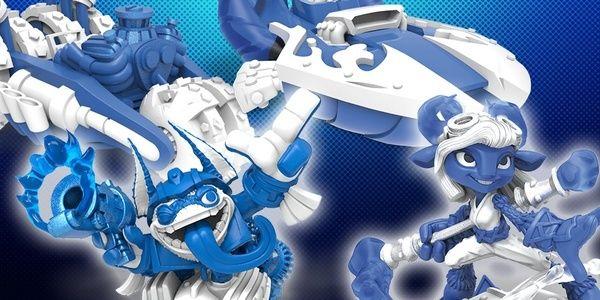 Des figurines Skylanders SuperChargers Power Blue en édition limitée pour sensibiliser à l'autisme Cczxjs10
