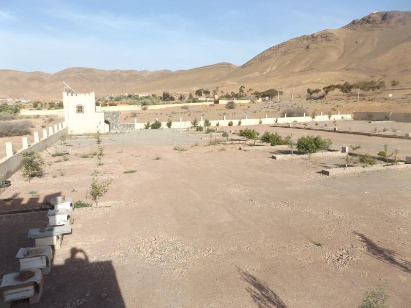 [Maroc Camp/Dernières nouvelles]Nouveau camping à Taliouine ouverture en Juin... Dscf0113