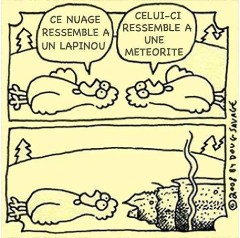 Humour et météorites Lapino10