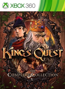 [Dossier] Les jeux d'aventure & point and click sur console (version demat only)  King_s10