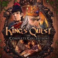 [Dossier] Les jeux d'aventure & point and click sur console (version demat only)  King_s14