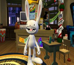 [Dossier] Les jeux d'aventure & point and click sur console (version demat only)  Sammax10