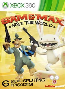 [Dossier] Les jeux d'aventure & point and click sur console (version demat only)  Sammax11