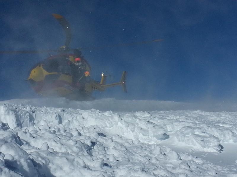 Raid en Beaufortain Helico10