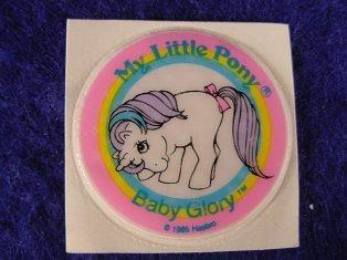 Stickers vendu avec les petits poneys  B_glor11