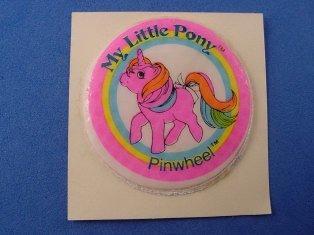 Stickers vendu avec les petits poneys  Pinwhe10