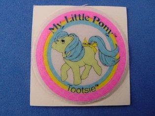 Stickers vendu avec les petits poneys  Tootsi10