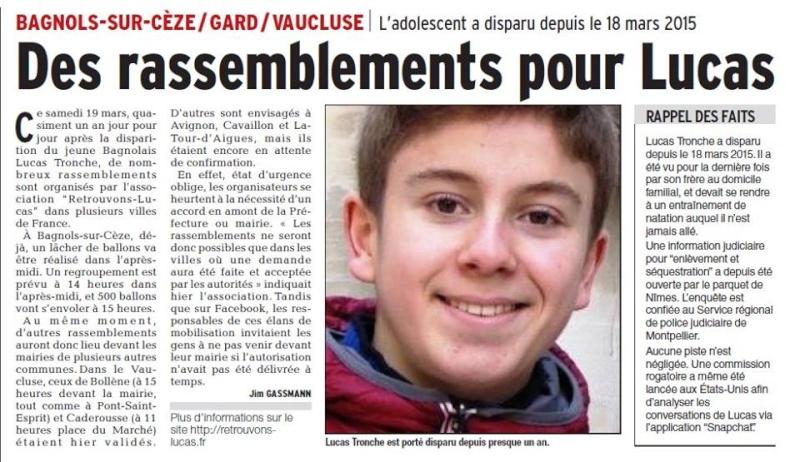 Gard : disparition inquiétante d'un adolescent de 16 ans à Bagnols-sur-Cèze - Page 2 10329110