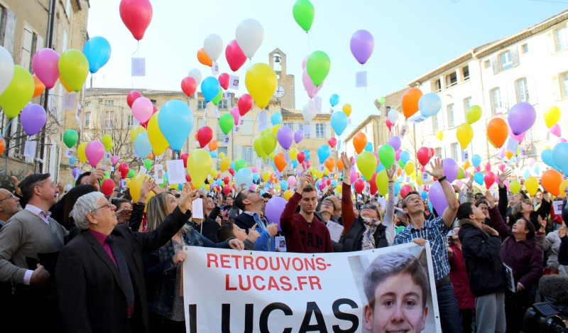 Gard : disparition inquiétante d'un adolescent de 16 ans à Bagnols-sur-Cèze - Page 2 Laiche13