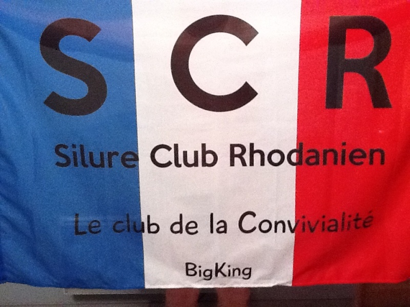 Le drapeau SCRiste. Photo_13