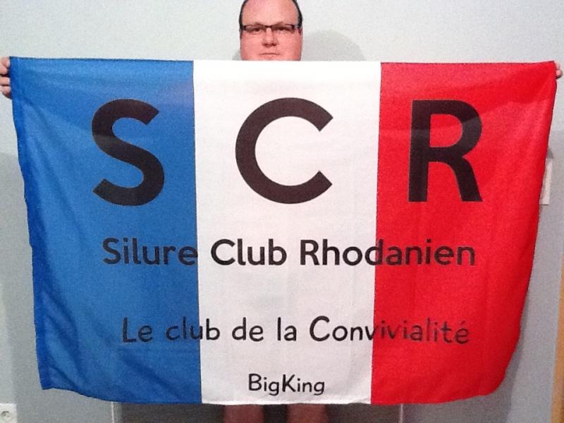 Le drapeau SCRiste. Photo_14