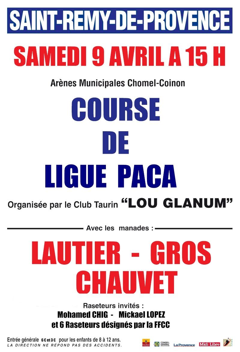 Course de Ligue Samedi 9 avril St Rémy Ligue_15
