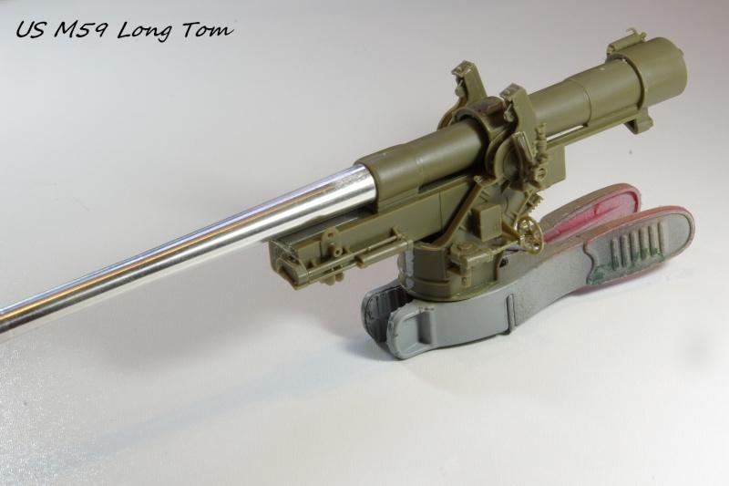 US M 59 Long Tom AFV 1/35 Imgp6627