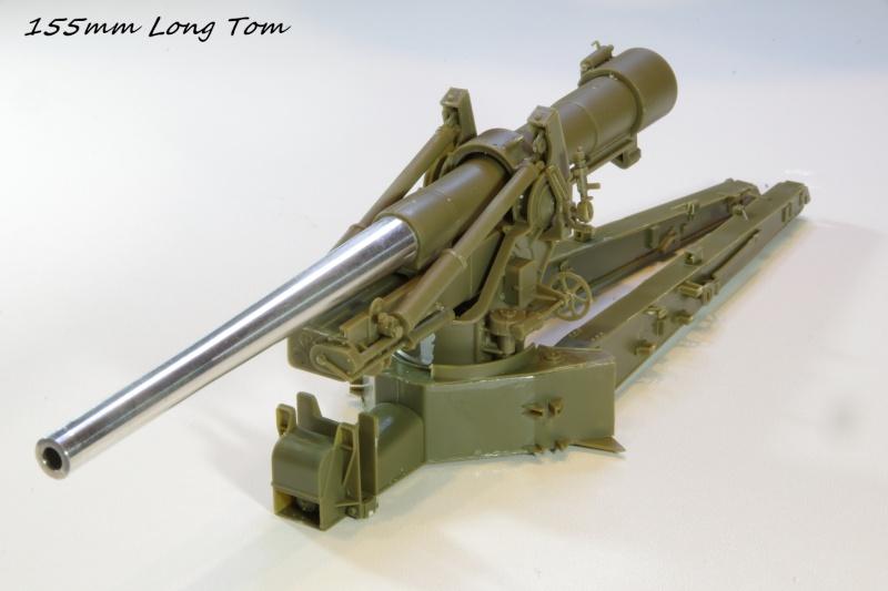 US M 59 Long Tom AFV 1/35 Imgp6629