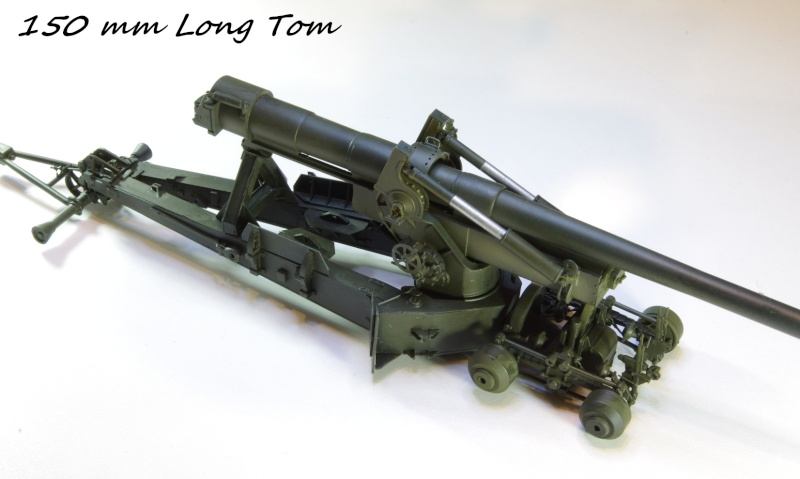 US M 59 Long Tom AFV 1/35 Imgp6713