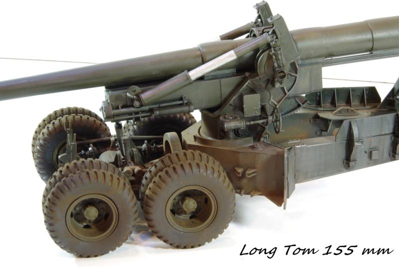 US M 59 Long Tom AFV 1/35 Imgp6715