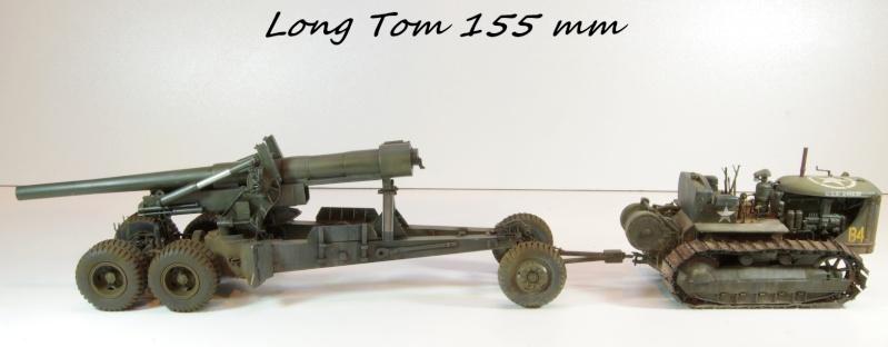 US M 59 Long Tom AFV 1/35 Imgp6718