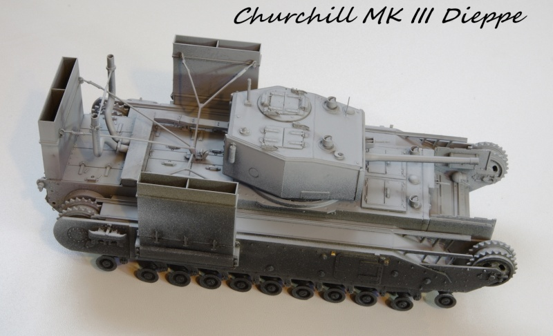 AFV Club Churchill MK III 1942 Dieppe 1/35 Imgp6719