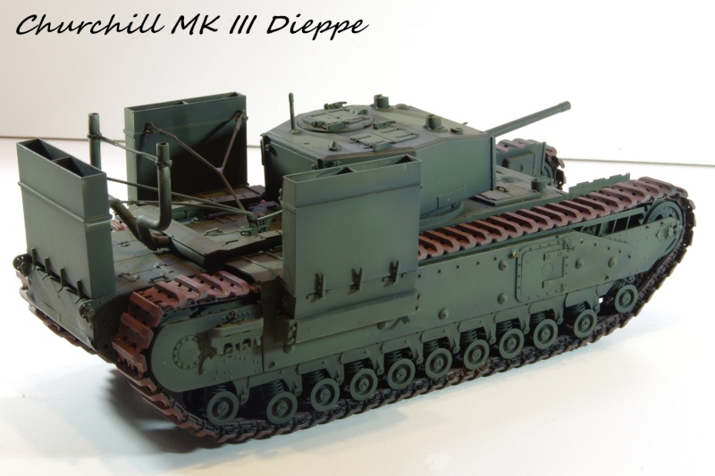 AFV Club Churchill MK III 1942 Dieppe 1/35 Imgp6721