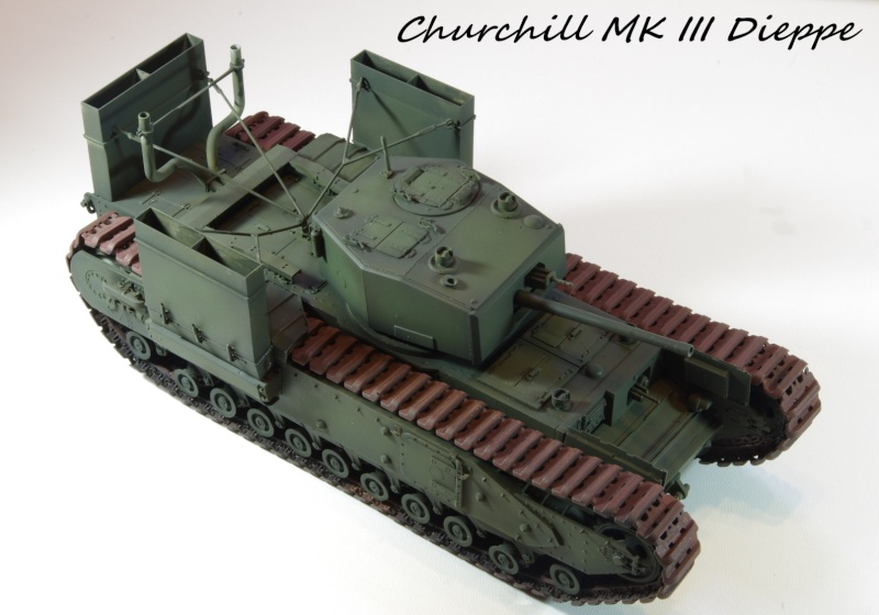 AFV Club Churchill MK III 1942 Dieppe 1/35 Imgp6722