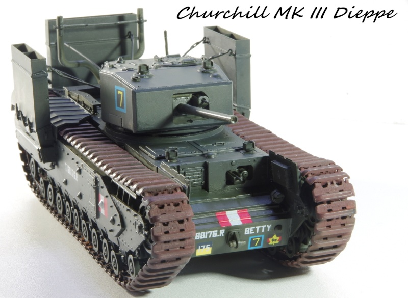 AFV Club Churchill MK III 1942 Dieppe 1/35 Imgp6725