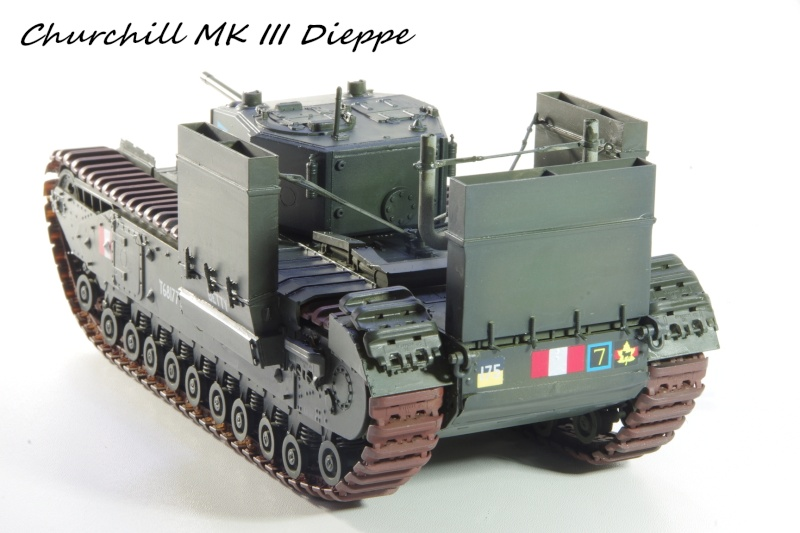 AFV Club Churchill MK III 1942 Dieppe 1/35 Imgp6726