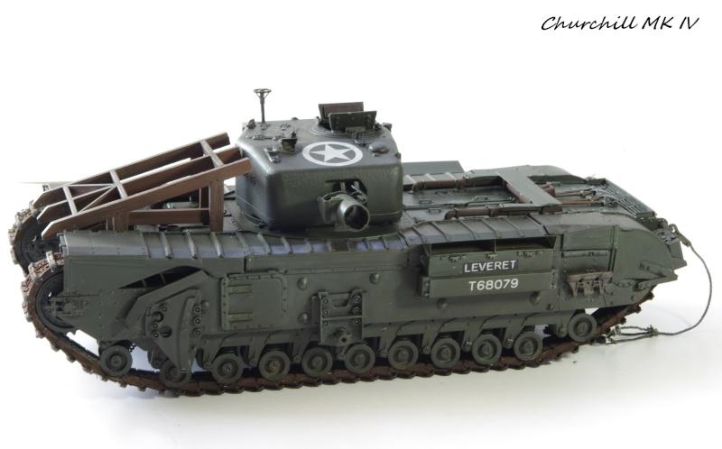 Churchill MK IV AVRE Porte-fascines AFV 1/35 - Page 2 Imgp6812