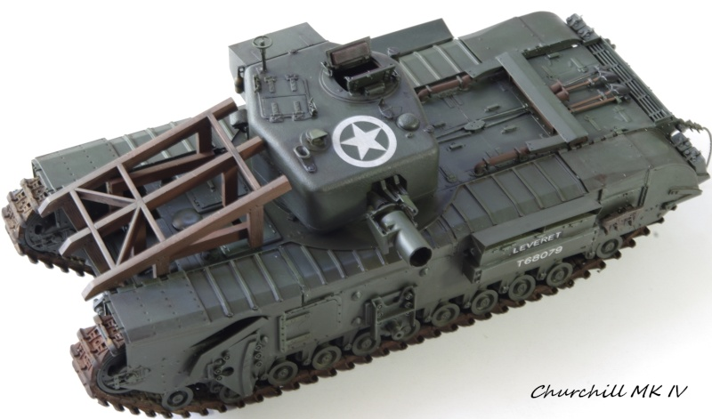 Churchill MK IV AVRE Porte-fascines AFV 1/35 - Page 2 Imgp6813