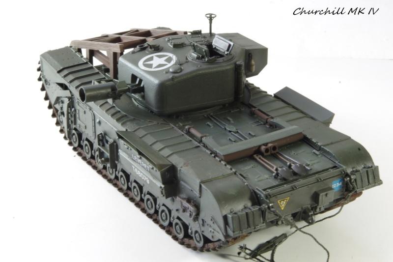 Churchill MK IV AVRE Porte-fascines AFV 1/35 - Page 2 Imgp6815