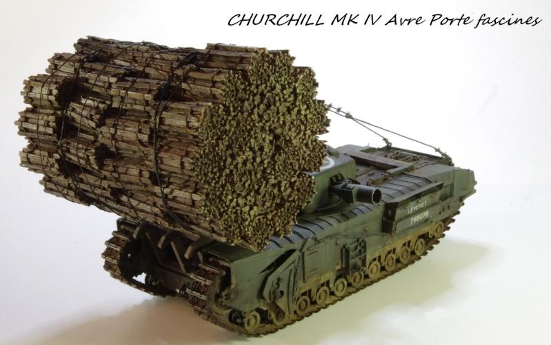 Churchill MK IV AVRE Porte-fascines AFV 1/35 - Page 2 Imgp6817