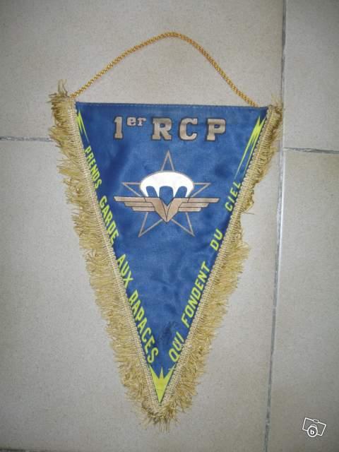 Fanion 1er RCP 1er_rc13