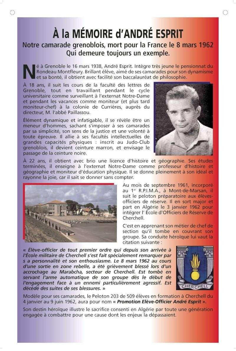 """""""la guerre d'Algérie une exigence de vérité"""" UNC 44 panneaux A_espr10"""