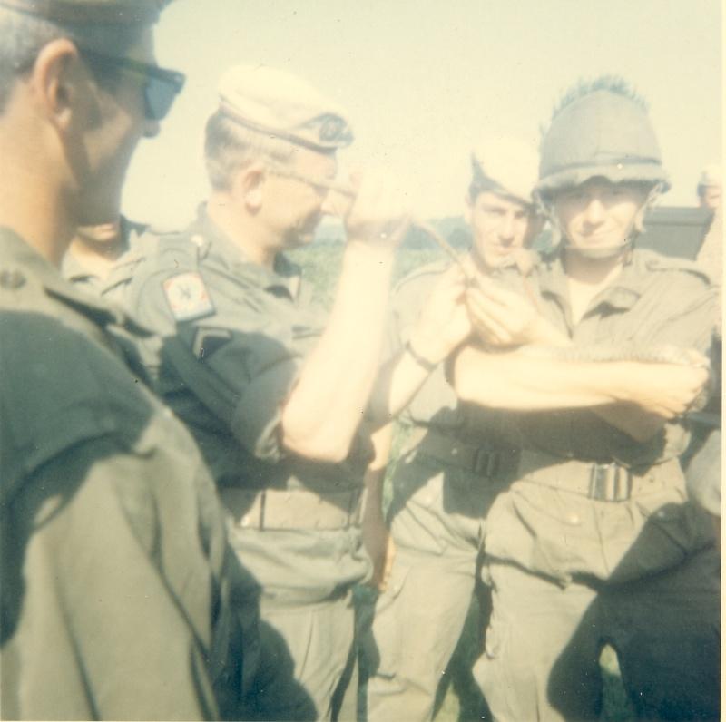 Les RA SU RA ont bien connu le Sgt Cardin dans les années 66 - 68 à Idron Cardin10