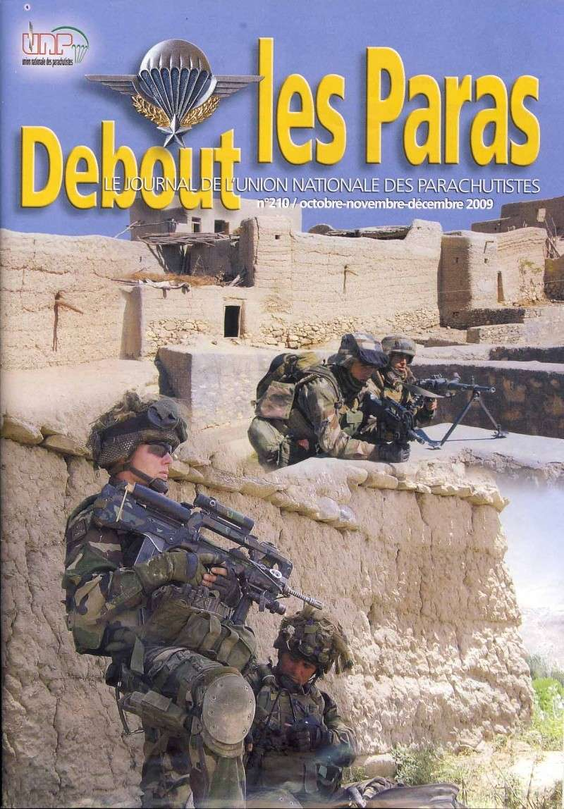 DEBOUT LES PARAS (DLP) revue de l'Union Nationale des Parachutistes Dlp_na10